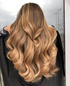 big curl caramel