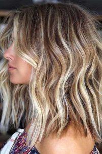 caramel blonde bright