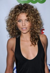 thin end curls