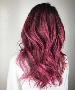 ombre berry