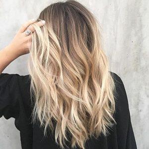 root blonde