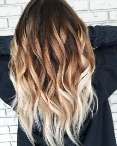 transition color ombre