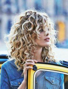 Regular Perm On Medium Hair