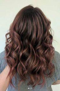 curly rose mocha