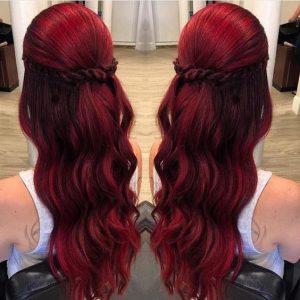 half twist ruby