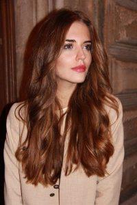 cinnamon brown hair all