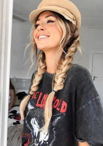hat braids extensions