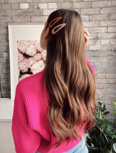 clipped extensions easy