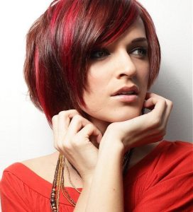 highlighted red cut