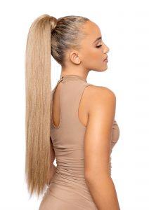 straight ponytail high bday